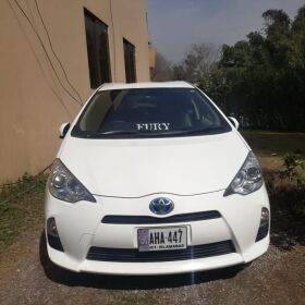 Toyota AQUA 2014 for Sale