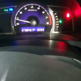 Honda Civil Reborn Full Option Prosmatic 2010 for Sale