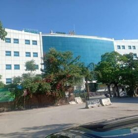 5 Story Commercial NPT PLAZA  for Sale in F-8 Markaz Islamabad