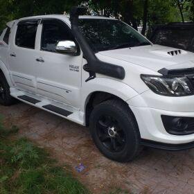 Toyota VIGO Thailand 2014 for Sale