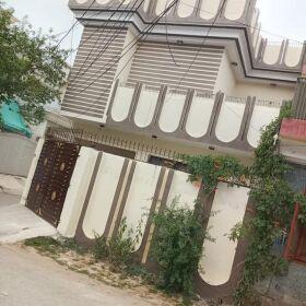 5 Marla Corner House for Sale Phase 3 Hayatabad Peshawar