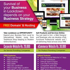 Web Designing and Web Development