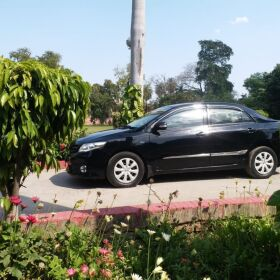 Toyota Corolla GLi 1.3 Manual 2013 for Sale