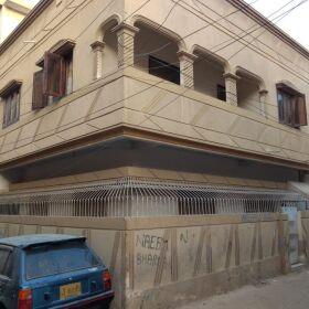 Corner House for Sale in North Karachi