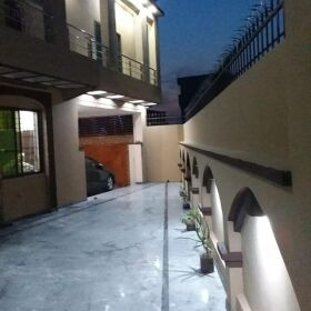 9 Marla Fully Furnished Corner Double Story House for Sale in Shaheen Town Phase2 ISLAMABAD
