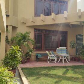 Bunglow for Sale in Defence Phase 6 Khayabany-e-Sehar Karachi