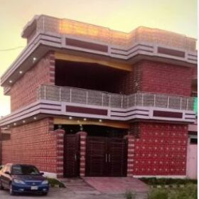 7 Marla Corner fresh Double Story House For Sale in WAPDA TOWN Taru Jabba Peshawar