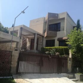 29 Marla Double Story Bungalow for Sale in Gulraiz Housing Society Near Bahria Town Rawalpindi
