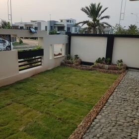 Super Luxury 22 Marla Double Story Brand New House For Sale in Bahria Town Rawalpindi