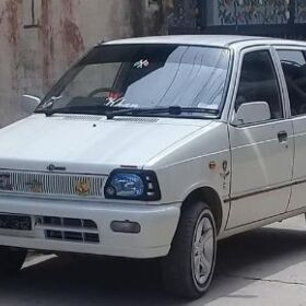 Suzuki Mehran VX Euro 2015 for SALE