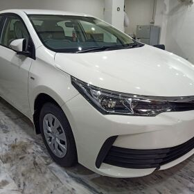 Toyota Corolla GLI Automatic 1.3 2017 for Sale