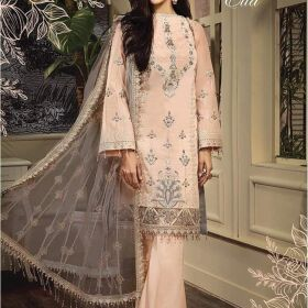 ALIZA WAQAR CHIFFON FOR SALE
