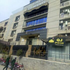 9 Marla Double Story Commercial Plaza for Sale in Shah Alam Market Lahore