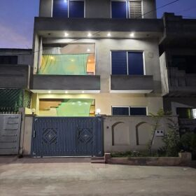 5 Marla Double Story House for Sale in Ghouri Town Islamabad