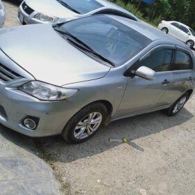 Toyota Corolla GLI Automatic 2012 for Sale