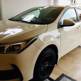 Toyota Corolla GLI Automatic 2019 for Sale
