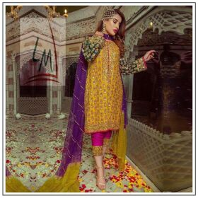 ALIZA WAQAR CHIFFON COLLECTION 2020 FOR SALE