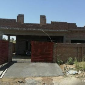 12 Marla Structure for Sale in Rawalpindi Housing Society C-18