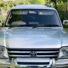 TOYOTA PRADO TX 1998 FOR SALE