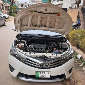 Toyota Corolla XLI 2016 for Sale