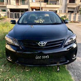 Toyota Corolla GLI 1.6 Automatic 2011 for Sale