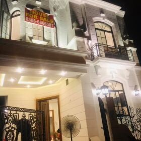 5.5 Marla Luxury House for Sale in DHA Phase 6 Lahore