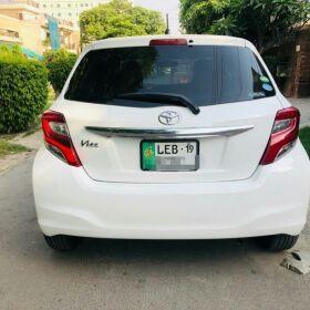 Toyota VITZ 2015 for Sale