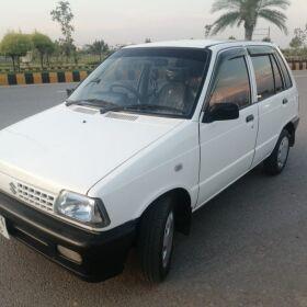 Suzuki Mehran VX 2018 for Sale