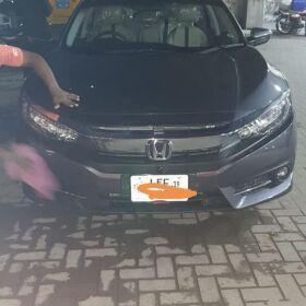 Honda Civic UG full Option 2019 for Sale on Installments