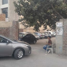 23 Marla Commercial Plot for Sale at Jail Road Lahore