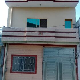 4 Marla Double Story House for Sale at Peer Maher Ali Shah Town Chakri Road Rawalpindi