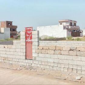 5 Marla Corner Plot for SALE in Main Adyala Road Near TAJ Marquee Rawalpindi
