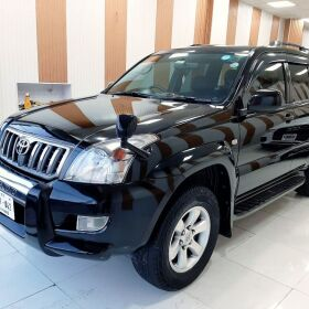 TOYOTA PRADO TX LIMITED  MODEL 2007 FOR SALE