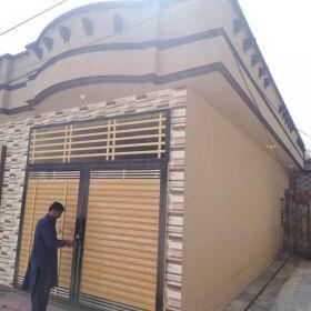 House for Sale in Installment 5 Years Plan Dhok Sayda Gazi Abad Rawalpindi