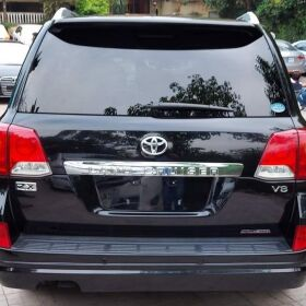 Toyota Land Cruiser ZX 2012 for Sale