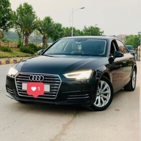 AUDI A4 2018 FOR SALE