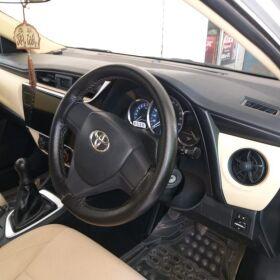 Toyota Corolla GLI 2017 for Sale