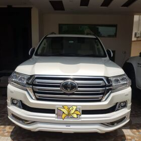Toyota Land Cruiser ZX Full Option 2016 for Sale