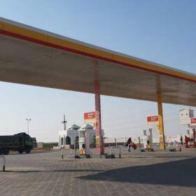 Shell Petrol Pump for Sale in Super Highway Karachi