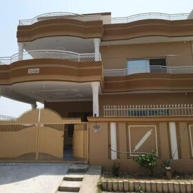 10 Marla Corner House for Sale in Gulshan Abad Adyala Road Rawalpindi