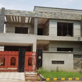 1 Kanal House Grey Structure for Sale in City Housing Society Gujranwala