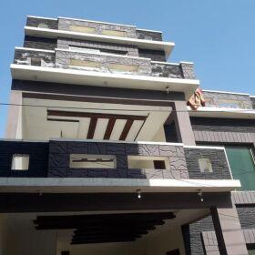7 Marla Double Story Unit House for Sale in Gulraiz Phase 2 Rawalpindi