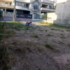 PLOT FOR SALE IN PWD HOUSING SOCIETY ISLAMABAD
