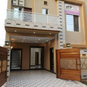 5 Marla Brand New House for Sale in Canal Garden Lahore