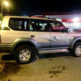 TOYOTA PRADO TZ 1996 FOR SALE