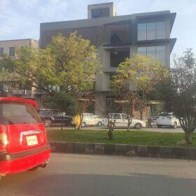 Plaza for Sale School Road Super Market F6 Markaz ISLAMABAD