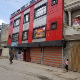Commercial Plaza for Sale in Khayaban e Sir Syed Rawalpindi