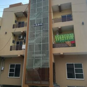 4 Marla Commercial Plaza for Sale in Gulraiz 2 Rawalpindi