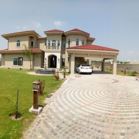 4 KANAL FARM HOUSE FOR SALE IN GULBERG GREEN ISLAMABAD