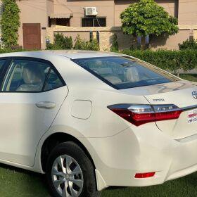 Toyota Corolla GLI 1.3 2019 FOR SALE